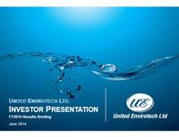 Investor Presentation FY2014